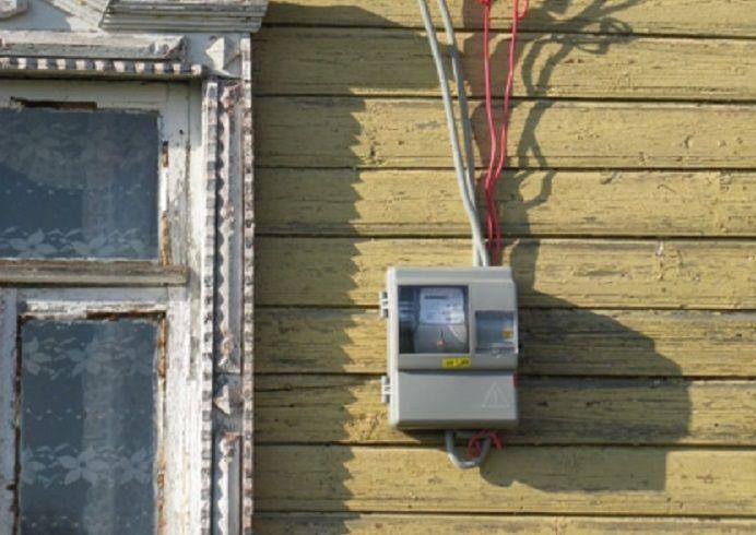 Законно ли требование установки электросчетчика на улице